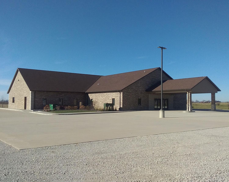 Roberts IL Church